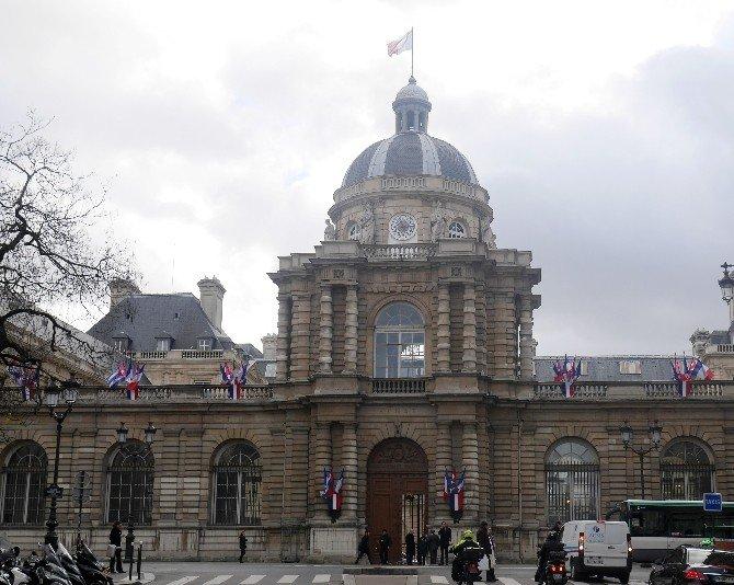 Bakan Bozkır, Fransız Senatör Bizet İle Görüştü