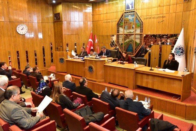 Battalgazi Belediye Meclisi, Şubat Ayı Toplantısını Yaptı