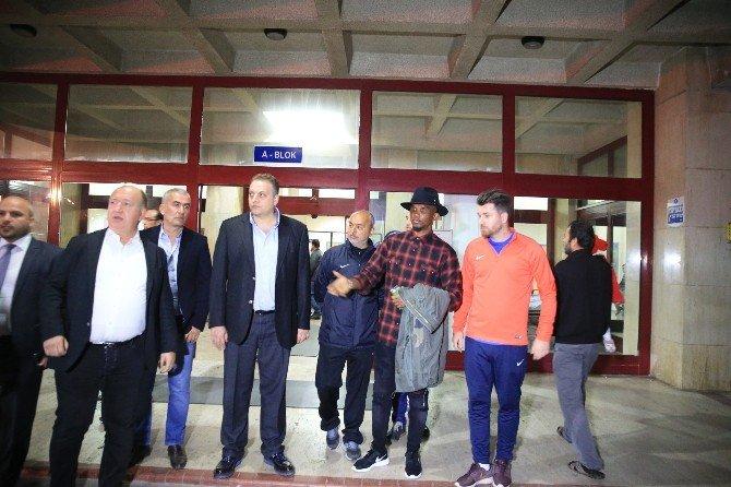 Jose Morais, Bir Hafta Hastanede Kalacak