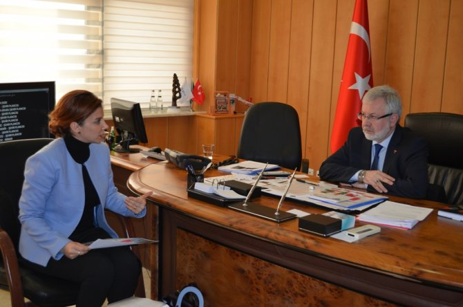 BUÇAD'dan Uludağ Üniversitesine işbirliği çağrısı
