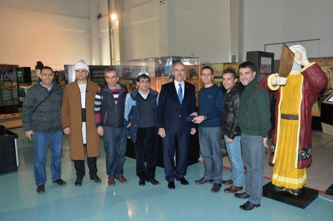 Bursa Bilim ve Teknoloji Merkezi Fatih Projesi'yle izlenebilecek