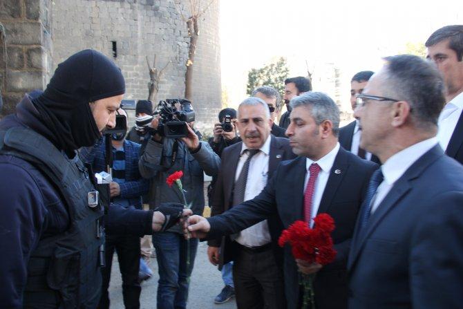 BBP'ye Diyarbakır'da yoğun ilgi