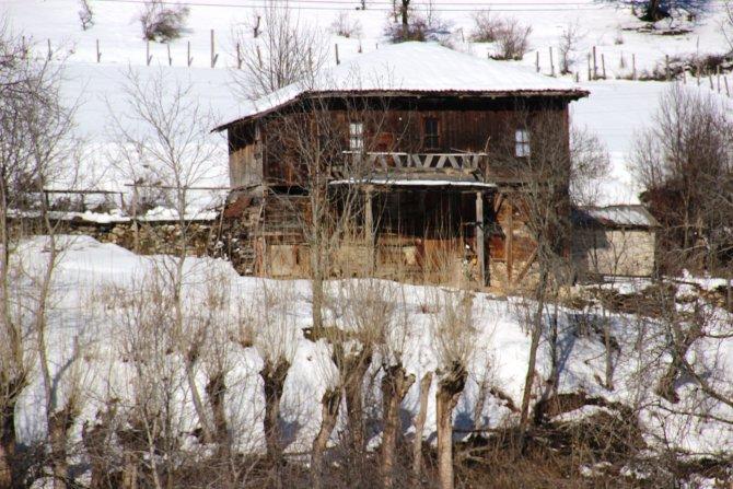 Ilgaz Dağları'ndan kartpostallık görüntüler