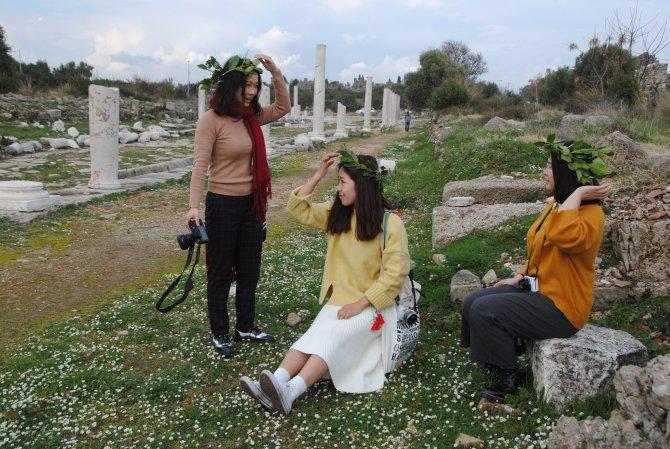 Çinli turistlerin kültür turunda yüzde 50 azalma oldu