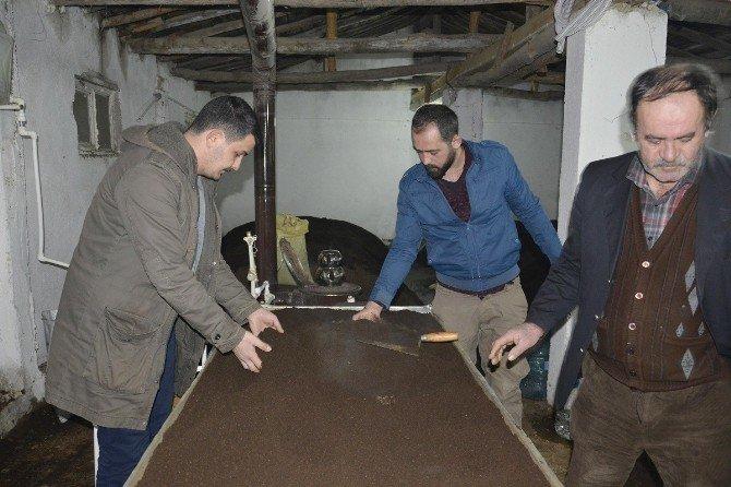 Çorum'da Solucan Çiftliği Kurdu