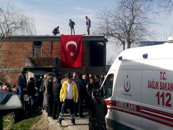 Şehid acısı Zonguldak'a düştü