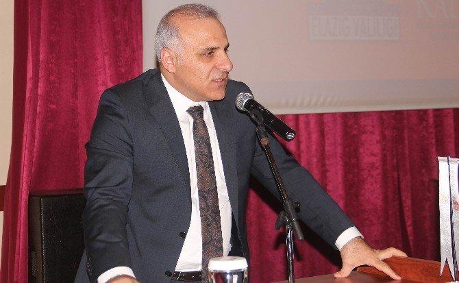 Elazığ'da 'Kadın Ve Şiddet' Paneli