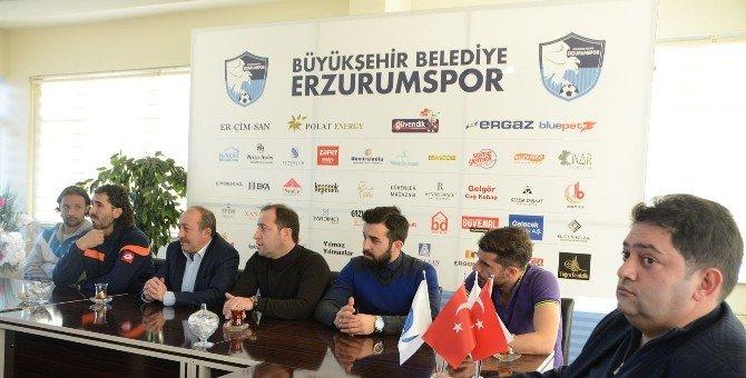 Bb Erzurumspor Genel Sekreteri Basın Sözcüsü Taşkesenligil: