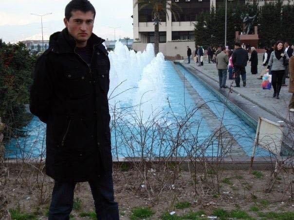 Silahlı saldırıda hayatını kaybeden gencin fotoğrafı