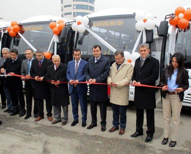 Büyükşehir'den Toplu Taşıma Atağı