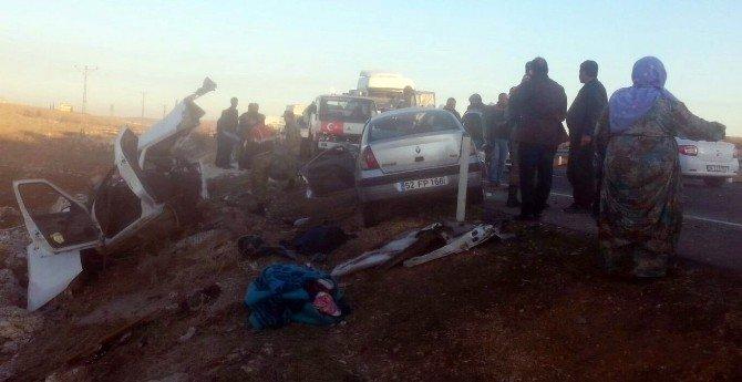 Gaziantep'te Feci Kaza: 5 Ölü, 2 Yaralı