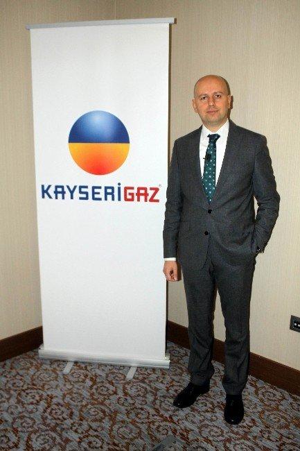 Kayserigaz 60 Milyon TL'lik Yatırımla Yatırım Rekoru Kırdı