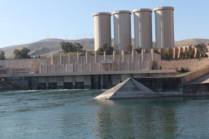 Musul barajı tehlike altında