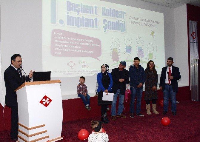 Adana'da Koklear İmplant Şenliği