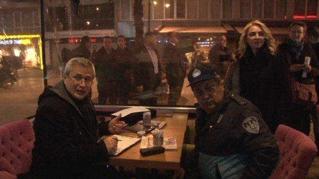 İzmir'de İş Yerleri Sigara Denetiminden Geçti