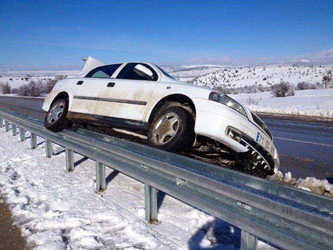 Otomobil, Demir Korkuluklarının Üzerine Çıktı