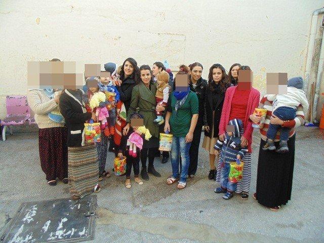 Kayseri Barosu Çocuk Hakları Komisyonu'ndan Örnek Yardım