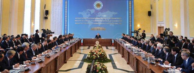 Kazakistan 169 ülke ile diplomatik ilişki kurdu
