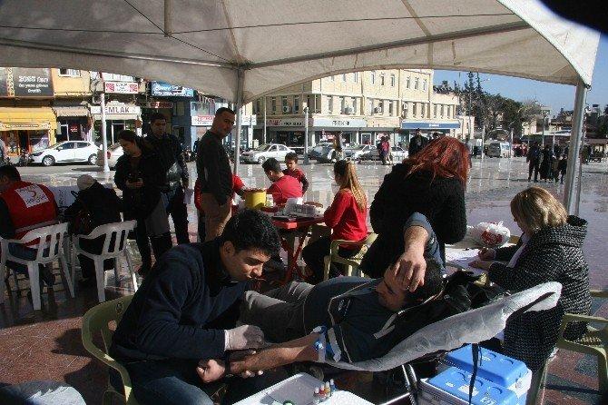 'Kan Ver Hayat Kurtar' Kampanyasına Destek İsteniyor