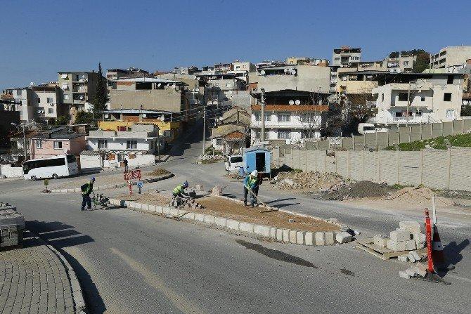 Konak'ta Trafik Sorununa Kavşaklı Çözüm