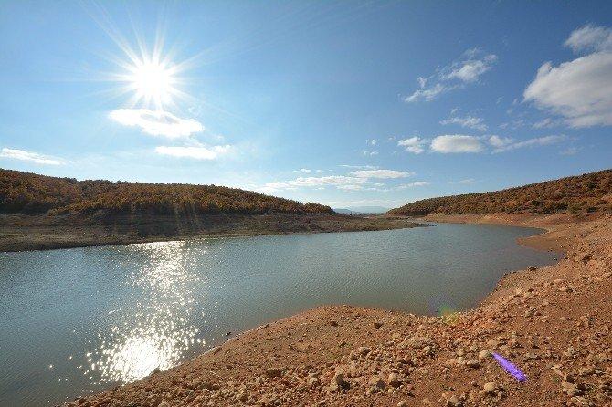 Büyükşehir'den 2015'te 28 Adet Gölet Ve Sulama Yatırımı