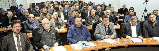 KTO, 2016'nın İlk Meclis Toplantısını Gerçekleştirdi