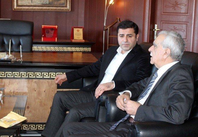 Demirtaş'tan Hükümete Çağrı