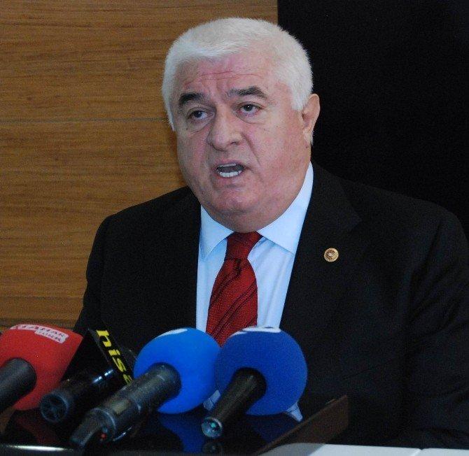 CHP Milletvekili Ekici Gaziantep Yönetimindeki 14 İstifayı Değerlendirdi