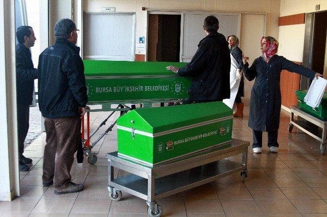 Mülteciler Memleketlerine Tabutla Dönüyor