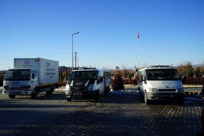 Nevşehir Belediyesi Cenaze Hizmetleri İle De Takdir Topluyor