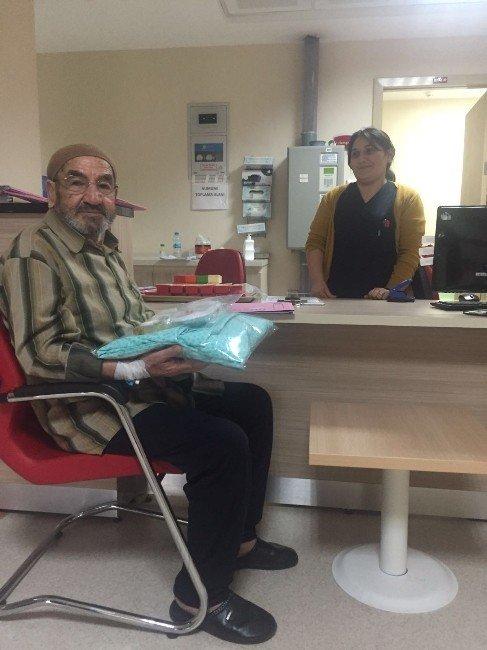 Niğde Devlet Hastanesinde Otel Konforunda Hizmet