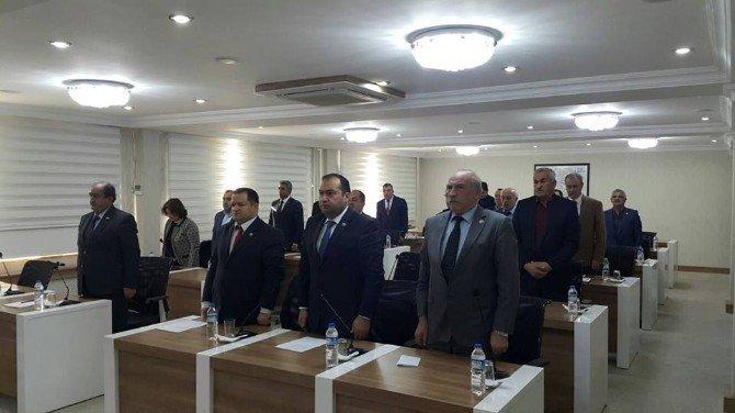 Mecliste Şehitlere Dua Okundu
