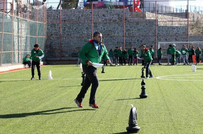 Karşıyaka Belediyesi kış kampı düzenledi