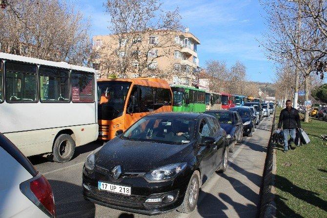 Belediyenin Kararına Şoförler İsyan Etti