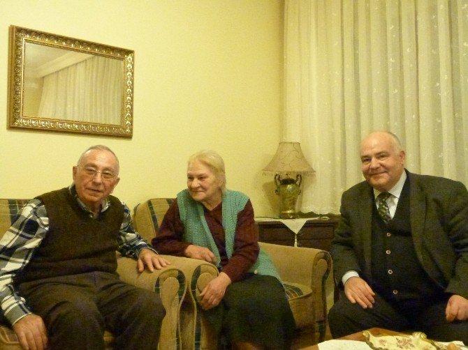 Mübadele Derneğinden Yaşlı Ailelere Ziyaret