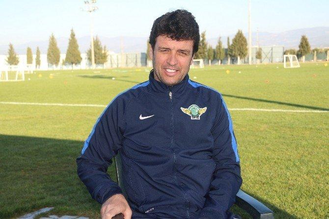 """Cihat Arslan: """"Kupada Kazanmak İstiyoruz"""""""