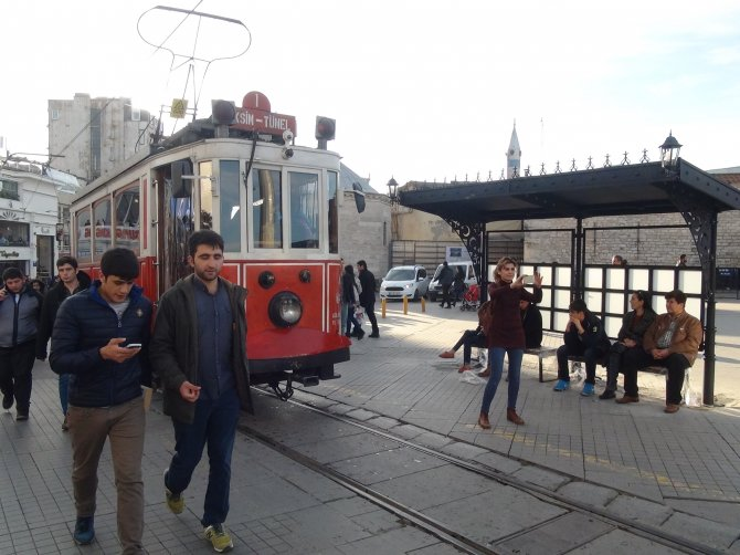 Nostaljik tramvaya 2 yeni durak