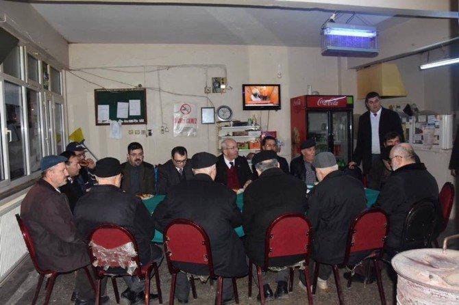 Başkan Albayrak'ın Muratlı Ziyaretleri