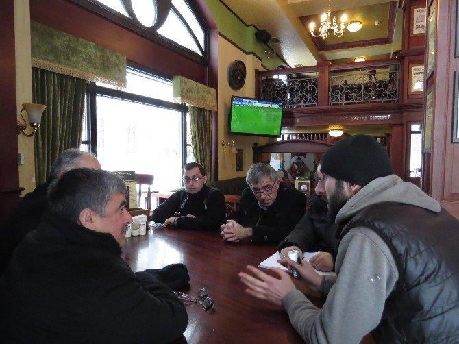 Gürcistan'daki Hamsi Avcılığı Mercek Altında