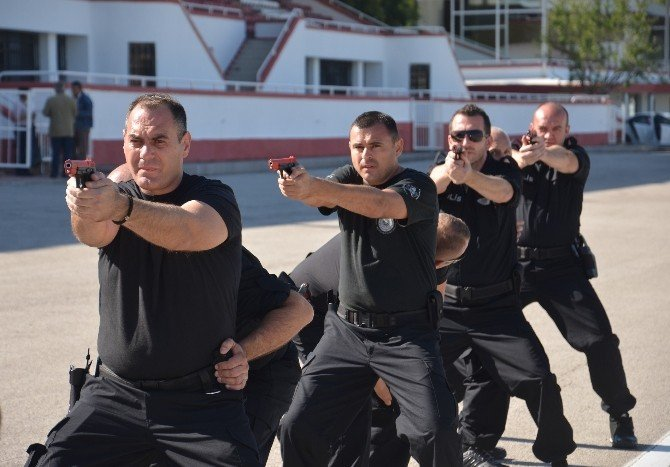 Dost Ve Kardeş Ülkelerin Polisine Eğitim Desteği Devam Ediyor