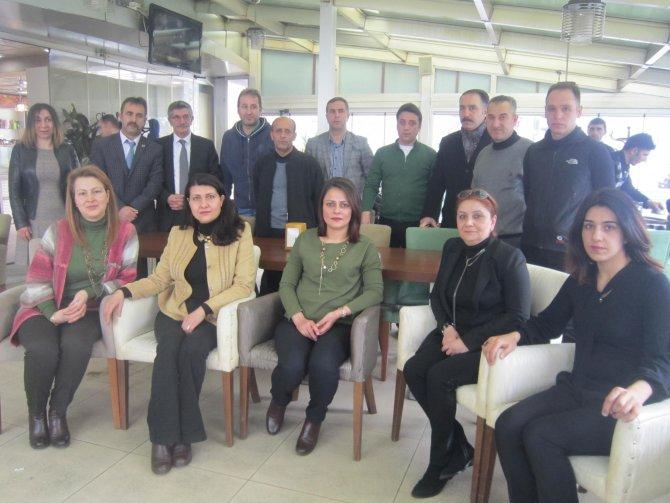 Türk Tarım Orman Sendikası bünyesinde kadın kolları başkanlığı kuruldu