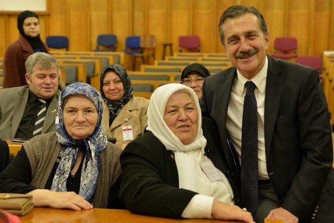 Kılıçdaroğlu Eskişehir'den Gelen Konukları Ağırladı