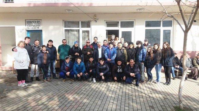 Altınova Gençlik Kulübü'nden 2. Dağ Yürüyüşü