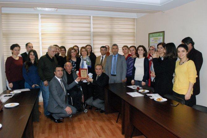 Adana'da kamu çalışanlarına işaret dili eğitimi