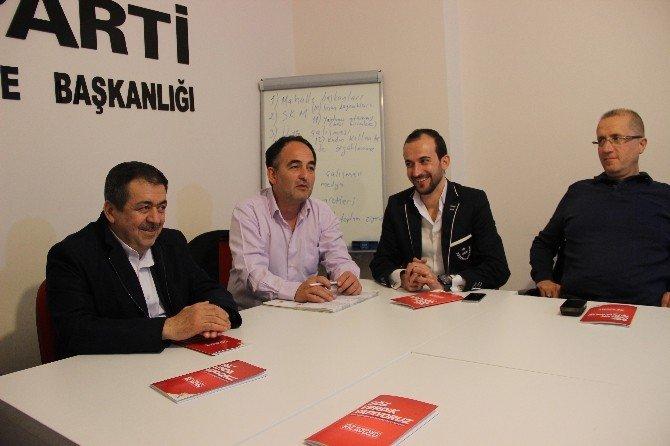 AK Parti MKYK Üyesi Aydınlıoğlu'ndan Mahsun Kırmızıgül'e Tepki