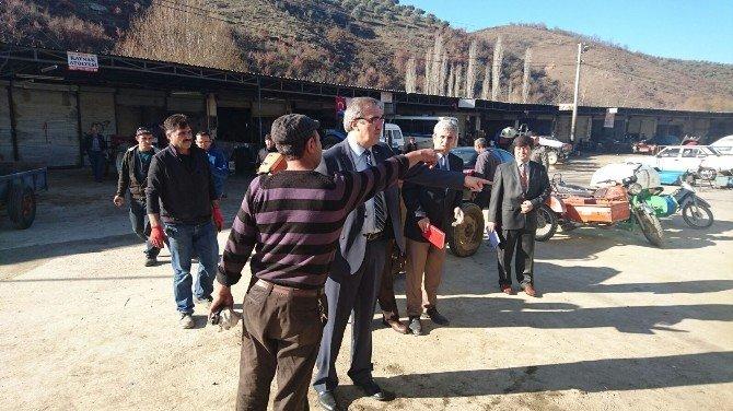 Başkan Karaçoban Mahalle Ziyaretlerini Sürdürüyor
