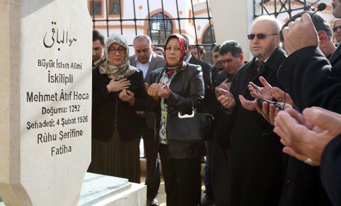 Atıf Hoca, idam edilişinin 90. yılında anıldı