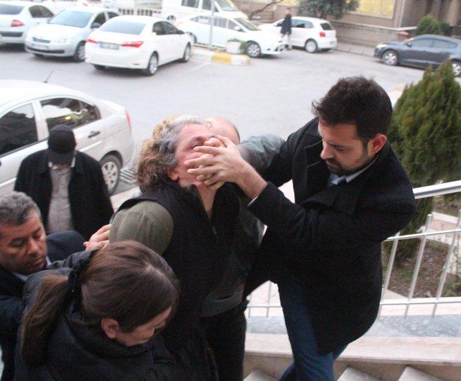 Sabancı suikastı sanığı poliste susma hakkını kullandı