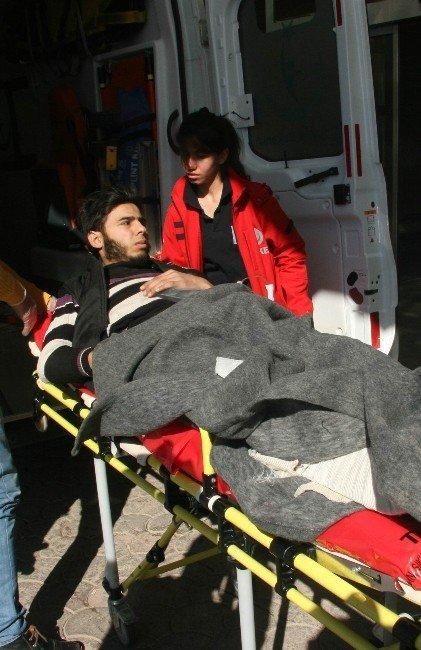 Rusya Ve Hizbullah Destekli Esad Rejimi Saldırısında Yaralananlar Kilis'e Getiriliyor