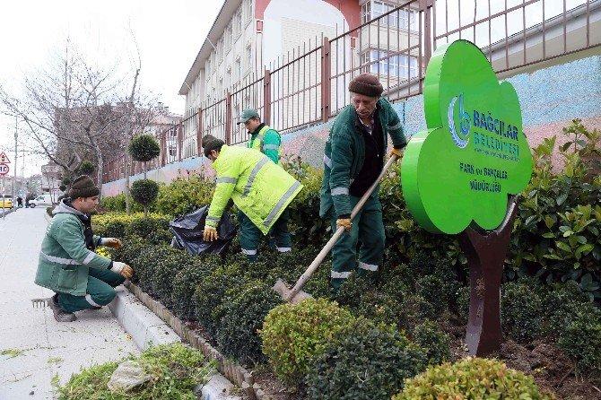 Bağcılar'da Yeşil Çevre Seferberliği